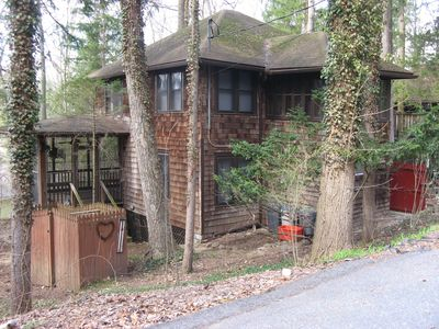 Photo for Two porches, one screened porch and one enclosed porch !