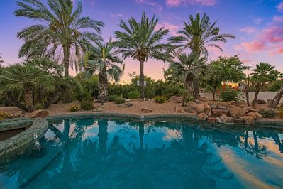 Pool Area - Welcome to Paradise Valley! This home is professionally managed by TurnKey Vacation Rentals.