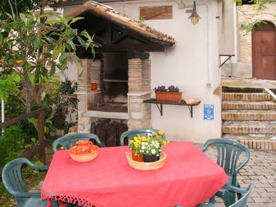 Photo for Vacation home Agriturismo di Maja (RSC120) in Roccascalegna - 8 persons, 3 bedrooms