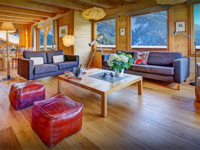 Photo for 4* chalet is great for family skiing holidays in the Alps - OVO Network