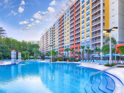 Photo for Beautiful Condo Near Orlando Theme Parks for a family of 4