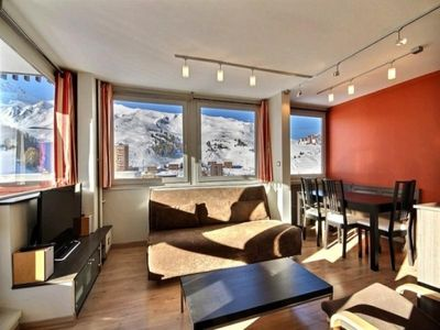 Photo for Apartment La Plagne, 1 bedroom, 6 persons