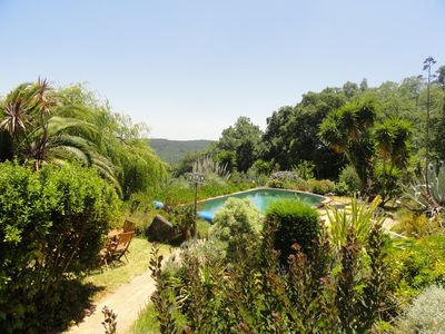Photo for In Portugal, Algarve, large villa in Monchique, swimming pool, sauna, Jacuzzi