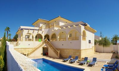 Photo for Imagine Renting Your Own 5-star Private Villa At A Bargain Rate, With Pool