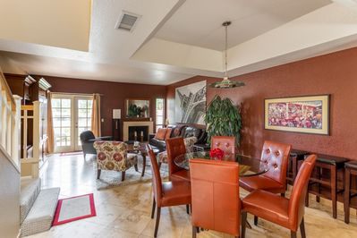 Dining Room - Welcome to Phoenix! Your rental is professionally managed by TurnKey Vacation Rentals.