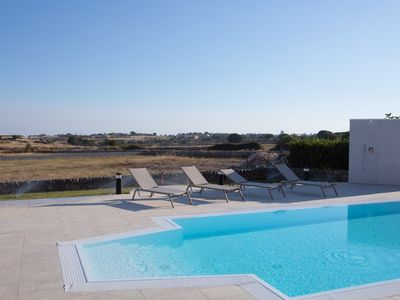 Photo for Villa with pool in Modica: relax in the countryside!