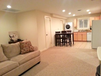Photo for Cozy Modern Berkshires Condo (mins from Kripalu, Tanglewood, Great Barr & Lenox)