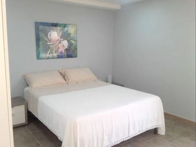 Photo for Homerez last minute deal - Spacious apt with sea view