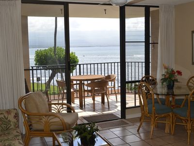 Photo for Beautiful Oceanfront Maui Condo