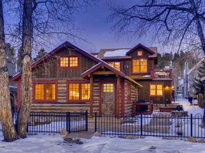 Photo for Downtown Location with modern finishes, views outdoor hot tub & gas fire pit