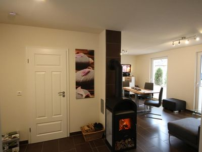 Photo for K 71 EC - Apartment for 4 people with fireplace and sauna