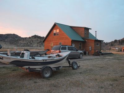 Photo for Trout fishing get away near Craig Montana on the Missouri River
