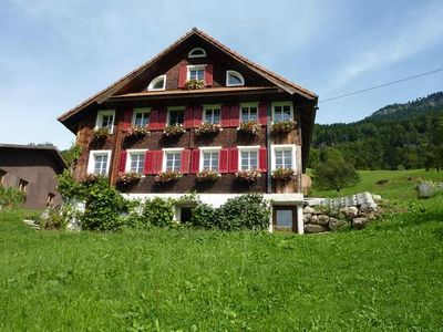 Photo for Vitznau apartment for 4 people with 2 bedrooms - farmhouse