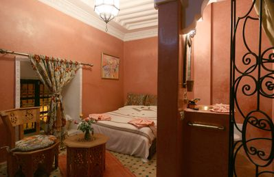 Photo for Riad El Bellar - Room Bahia