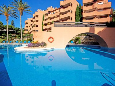 Photo for Apartment with great views, El Vicario