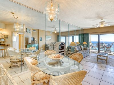 Photo for Waterfront condo w/private beach access, shared gulf side pool, & sauna