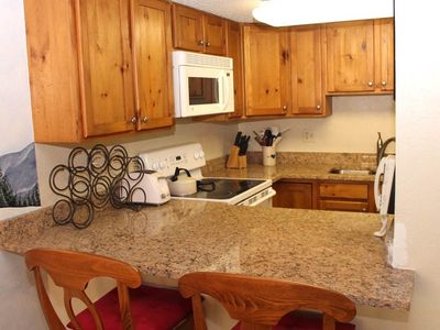 Photo for Vail International #105 -  2BR/2BA with pool views and in unit washer/dryer