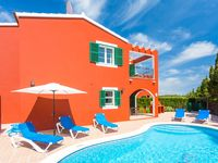 our holiday was great in the villa, very good and clean  pool, sometimes it was a problem to par...