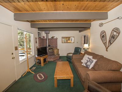 Photo for Pineridge Place: 3 BR / 2 BA house/cabin in Tahoe City, Sleeps 6