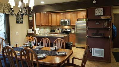 Photo for Mammoth Creek Location! Gorgeous Large condo; 4 rooms/3 bathrooms
