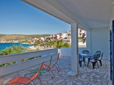 Photo for 2BR Apartment Vacation Rental in Riviera Sibenik, Riviera Sibenik