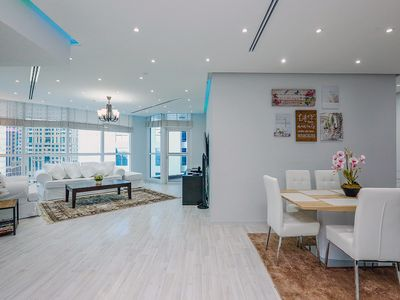 Photo for Modern 3 BR Apartment in 23 Marina