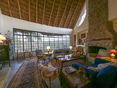 Boutique, award-winning farmstay in the foothills of Mt Kenya