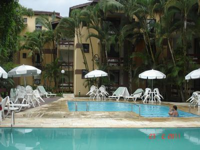 Photo for Beautiful Flat, ap with serv. daily cleaning, heated swimming pool, from 260,00
