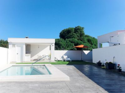 Photo for Conil de la Frontera Holiday Home, Sleeps 4 with Pool and Free WiFi