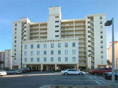 Photo for Direct Gulf front View two br/two ba (Boardwalk Condos 683) totally refurbished
