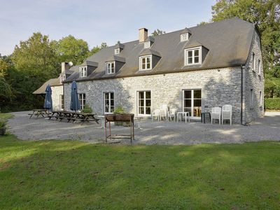 Photo for Charming country home close to the Maredous Abbey