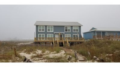 Photo for Spacious Gulf Front Duplex, Sandhaven-B, Fort Morgan, Absolute Paradise...