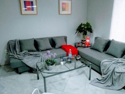 Photo for Wish Mendoza apartment in Casco Antiguo with air conditioning & lift.