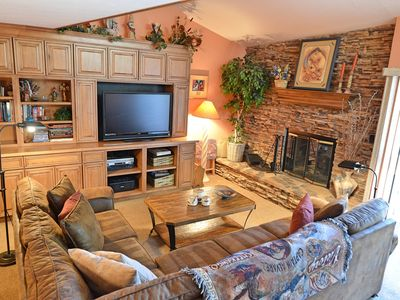 Photo for Comfortable and Convenient Condo-Walk to Main St, the Lift, and the Pool!