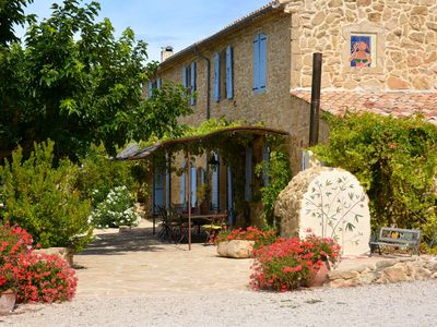Photo for 7BR House Vacation Rental in Jouques, Provence-Alpes-Côte-D'Azur