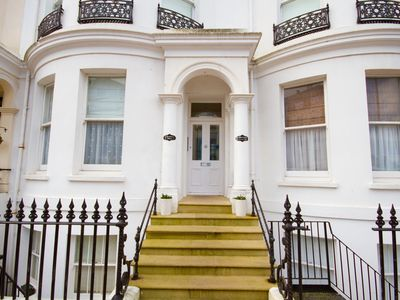 Photo for Luxury & contemporary ground floor flat in a prime location