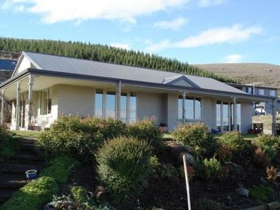Photo for BenDan - stunning views in a relaxed Clyde setting