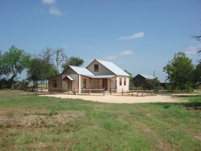 Photo for Peaceful setting 10 minutes to New Braunfels, San Marcos or Seguin