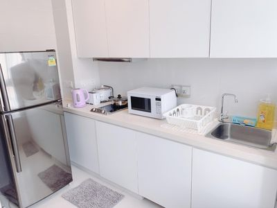 Photo for Amazing Spacious 1 Bedroom Apartment Unit @ Farrer Park Area 1FP