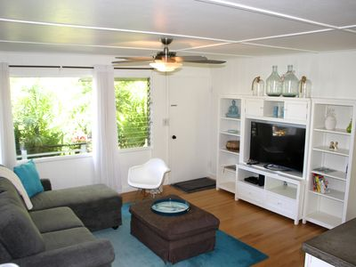 Photo for Best Location! Cute Beachy 3br Home, 4 miles to Hookipa, Permit #STPH2015/0006