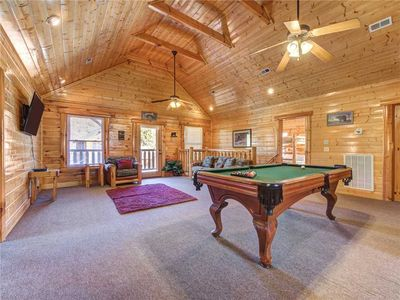 Photo for Moonlight Lodge, 8 Bedrooms, Hot Tub, Wi-Fi, Pool, Sleeps 40