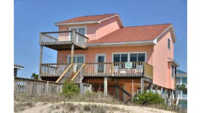 Photo for Beautiful 4 Br-2.5 Bath Oceanfront Home Is A Skip To Ocean Crest Pier-Sleeps 10