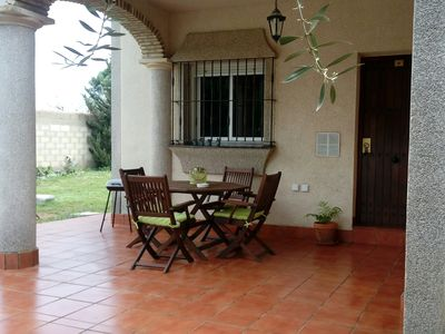 Photo for Villa for rent with garden and near the beach