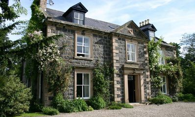 Photo for Whole House · Kirkton House - 200yr old Scottish Manor House