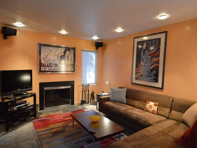 Photo for Cool Upscale 3 BR Townhouse. Architect's Renovation