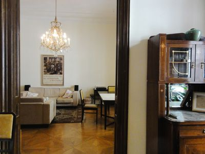 Photo for Stately apartment in the very center of Vienna 1st District