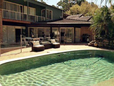 Photo for Townhouse with private pool
