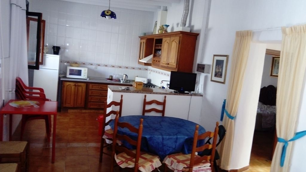 Cozy house surrounded by the best beaches las negras - Cortijo las negras ...