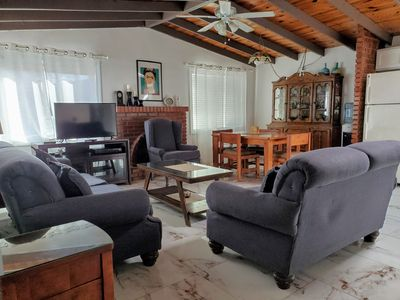 Photo for LOVELY BEACH-SIDE HOME IN GATED COMMUNITY!