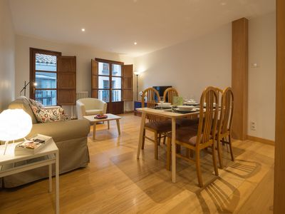 Photo for Spacious 3 bedroom apartment in Valladolid